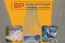Studio Pietrangeli Consulting Engineers Brochure - hydroelectric power plant dams hydropower plants dam engineering - leading consultancy firm dams photos - SP General