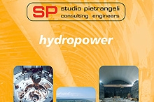 Studio Pietrangeli Consulting Engineers Brochure - hydroelectric power plant dams hydropower plants dam engineering - leading consultancy firm dams photos - Hydropower
