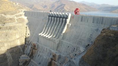 Dams engineering | Studio Pietrangeli | Dam consultants
