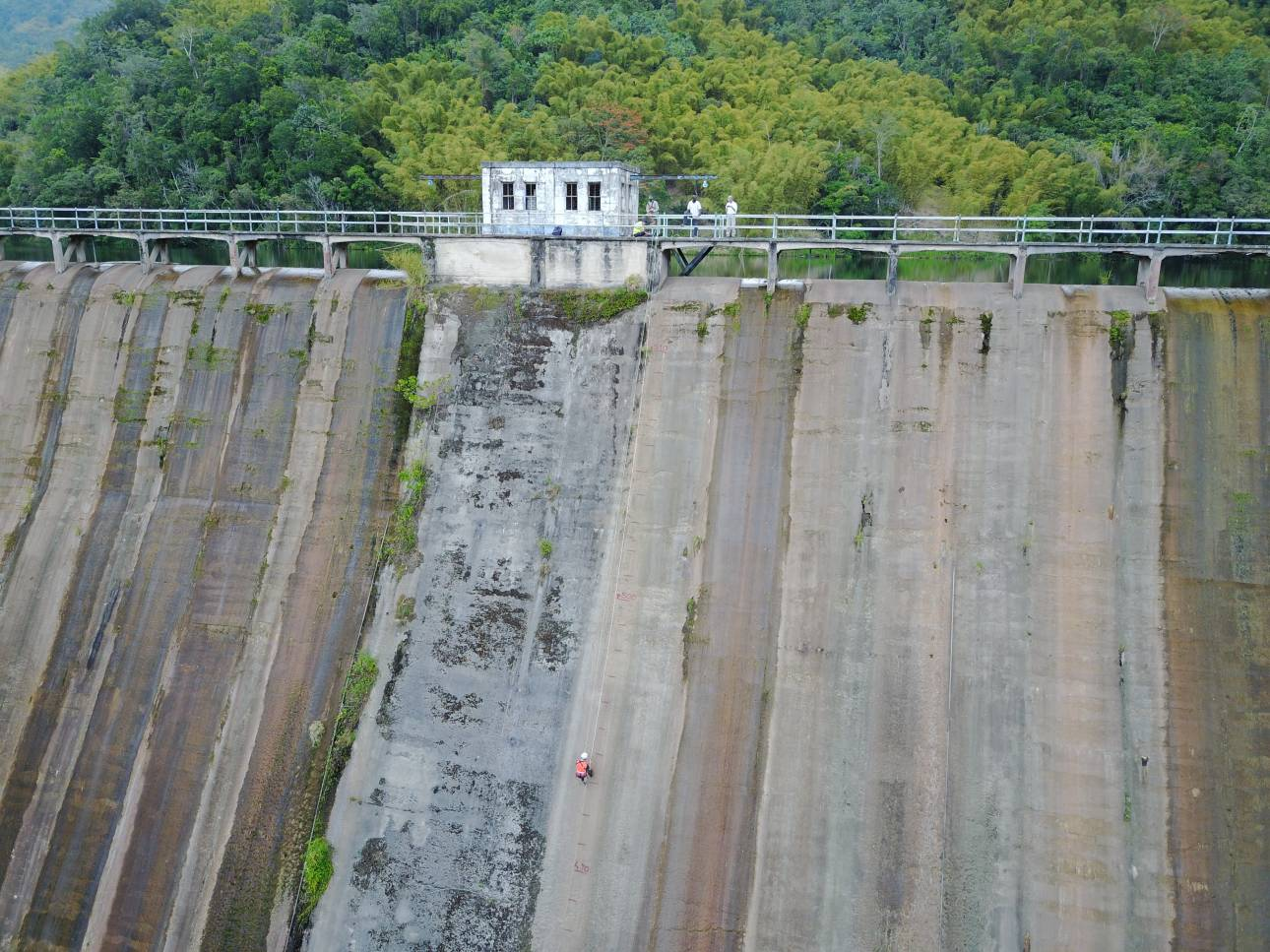 SP's main dam rehabilitation projects