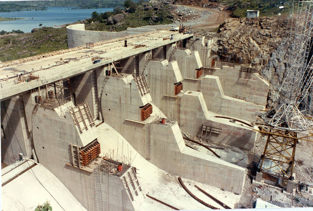 Design of hydropower plant