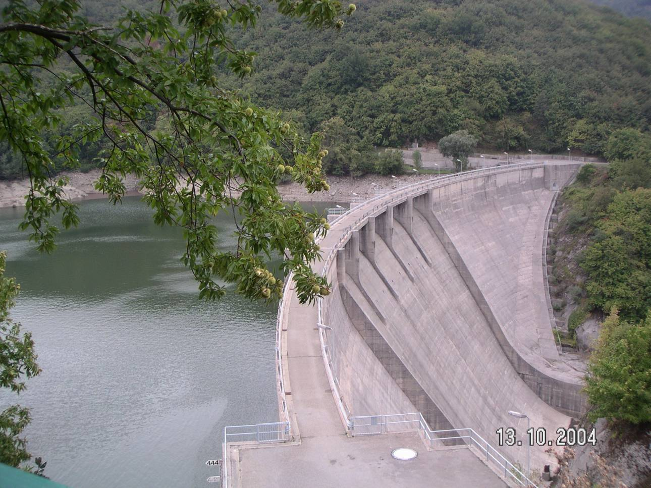 Main dams' projects of a well-established portfolio