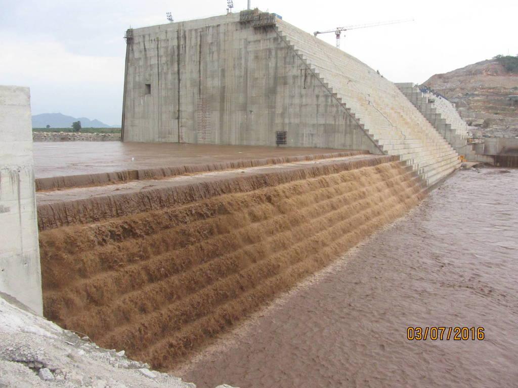 Grand Ethiopian Renaissance Dam ( Ethiopia )   Studio Pietrangeli